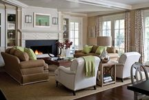 Living room / by Jill Gionfriddo