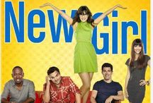 """New Girl / """"You're a beautiful white man Nick Miller."""" -Jess"""