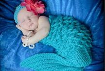 Yarn Love - Babies and Children  / hats, sweaters, buntings