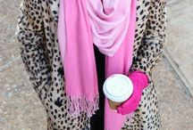 Fashion: I love scarf ♥ / Put a scarf to maximize your look!