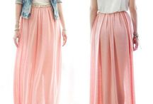 Fashion: always love maxi ♥