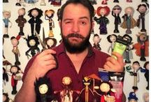FABI DABI DOLLS - buy now!! / all currently available dolls and sets - linked to our etsy shop for easy purchase