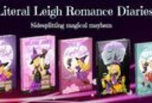 Literal Leigh Romance Diaries / Accidental Leigh
