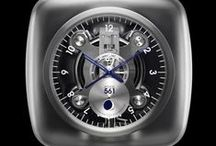 12. Dials, Watches / Inspirational, amazing and crazy / by Pennanen Design