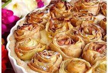 Bakning / Kakor, bullar och tårtor.