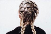 • Hair • /