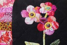 Applique / All things sew on - needle-turn, reverse appliqué...any sort of appliqué!