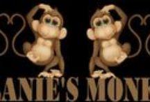 Melanie's Monkeys / Melanie's Street Team