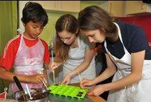 Cuisine & Pâtisserie / Ateliers de cuisine, pâtisserie. Le plaisir de faire soit-même, de découvrir de nouvelles recettes, techniques...