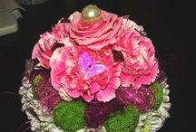 Art Floral / Des fleurs mais pas que... la limite est notre imagination!