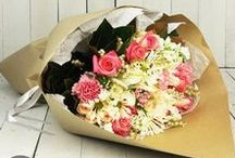 Our Floral Menu | BOUQUETS / Bouquets available for delivery throughout Whangarei, New Zealand daily at www.mintfloral.co.nz