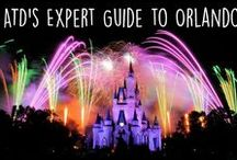 Planning your Orlando Holiday! / All the best tips and tricks to get planning a holiday to Orlando, from flights to tickets to hotels!