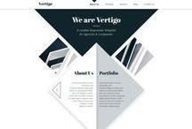 7. Web design inspiration / Cool websites for inspiration