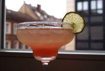 Cócteles y bebidas/Cocktails and drinks / Bebidas con o sin alcohol perfectas para el fin de semana o como aperitivo.