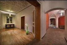 Design Hotel Neruda Interior / Design interior by Borek Šipek