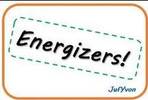 Energizers/spellen