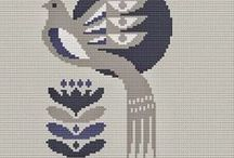 cross stitch ideas for inspiration