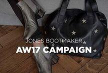 AW17 Campaign / Jones Bootmaker Autumn Winter 2017