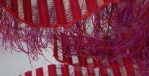 Weaving / Op dit bord tonen we de beste weefkunst.