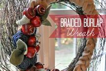 The Endearing Home - Craft Projects