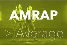 AMRAP LLC: ABOVE AVERAGE / From product reviews to company vision, understand what AMRAP Nutrition is doing to improve your opportunity to excel in your goals.