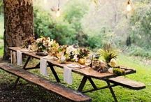Aan tafel... / A table can be inviting