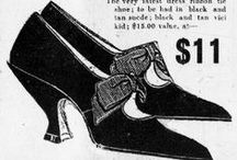 Clothing & Shoes / Clothing and shoes found in historic Tennessee newspapers. / by Historical Tennessee Newspapers