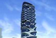 外觀造型 Building Exterior / by 專業精彩動畫 & 建築圖庫分享