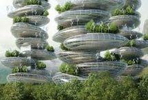 環保綠建築 Green Building / by 專業精彩動畫 & 建築圖庫分享