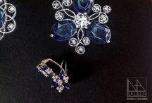 GIOIELLI DALBEN design drawings / jewelry design drawings handmade gioiellidalben