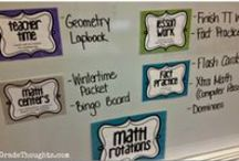 Math - Elementary / by Iowa's AEAs
