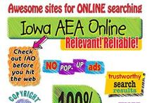 Iowa AEA Online / Iowa AEA Online is a virtual library that provides no-cost access to high-quality, web-based resources for accredited public and non-public Pre-K-12 schools.
