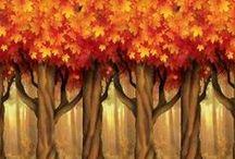 Themafeest Herfst / Prachtige herfst decoraties om uw feest in stijl aan te kleden!