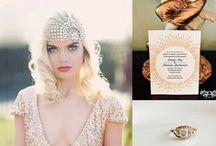 Gatsby Glam 2014 / Nuestra propuesta de 2014 en The Wedding Fashion Night