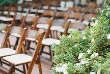 """Ceremonies at Darlington House / What your guests will see as you say """"I Do!"""" at Darlington House."""