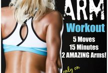 ARM EXERCISES & WORKOUTS / The best arm workouts!