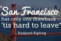 SF History/Quotes to live by / Quotes about real estate and just what a home can be all about.