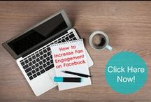 Facebook Engagement / Tips and information about using Facebook to build engagement with your customers.