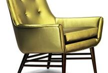 The Modern Lounge Chair Collection / Lounge chair seating with Modern and contemporary styling.