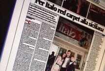 Italoilfilm in Sicilia / Ecco alcune immagini della serata di anteprima del film in Sicilia, terra di set e casa del vero Italo