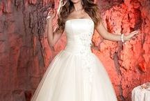 Princess Wedding Dress / Wedding Dress