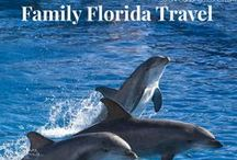 Florida Travel with Kids / Best kid-friendly Florida travel destinations, ideas and tips for the sunshine state with children