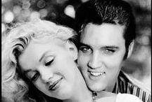 Marilyn, Elvis