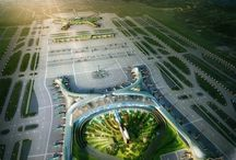 airport / architecture...