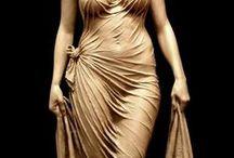 Inspirações esculturas