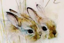 Piirretyt eläimet