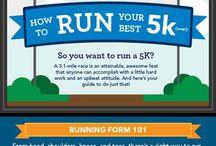 Runners Listen Up! / Running advice for beginners to advanced runners