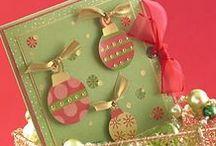 Joulukortteja