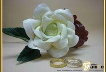 Flores de Biscuit / Destinado a apresentar meus trabalhos de flores de biscuit e de minhas alunas