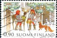 Postimerkit Suomi